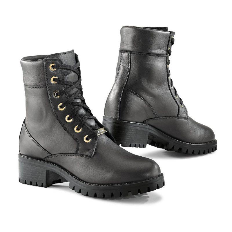 Chaussures TCX Lady Smoke Waterproof noir