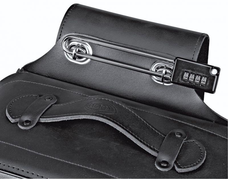 Cadenas à combinaison pour sacoche Held noir (paire)