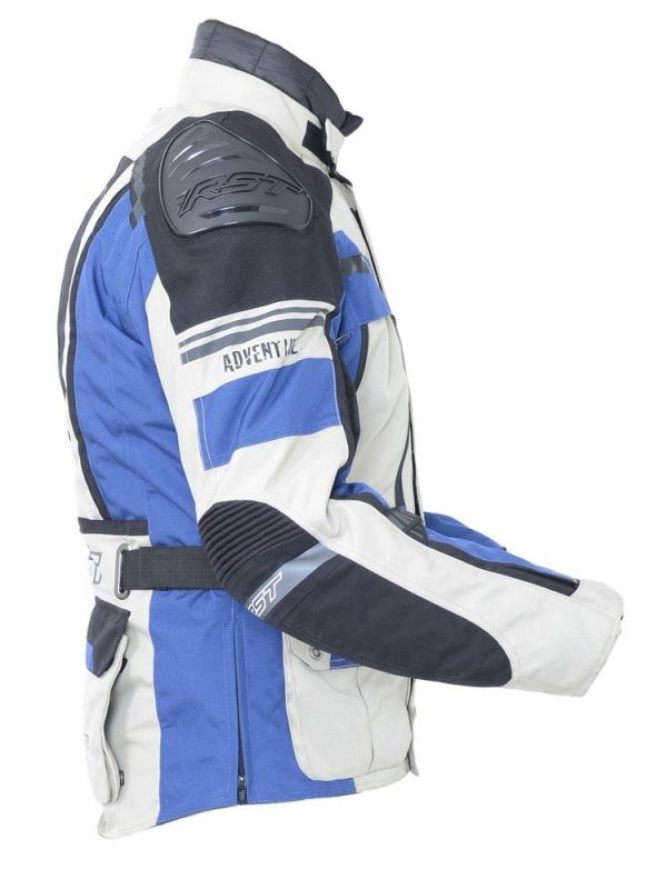 Veste textile RST Pro Serie Adventure III bleu - 2