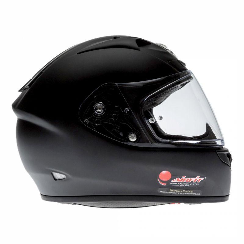 Casque intégral Scorpion EXO-710 AIR Solid Noir mat - 2