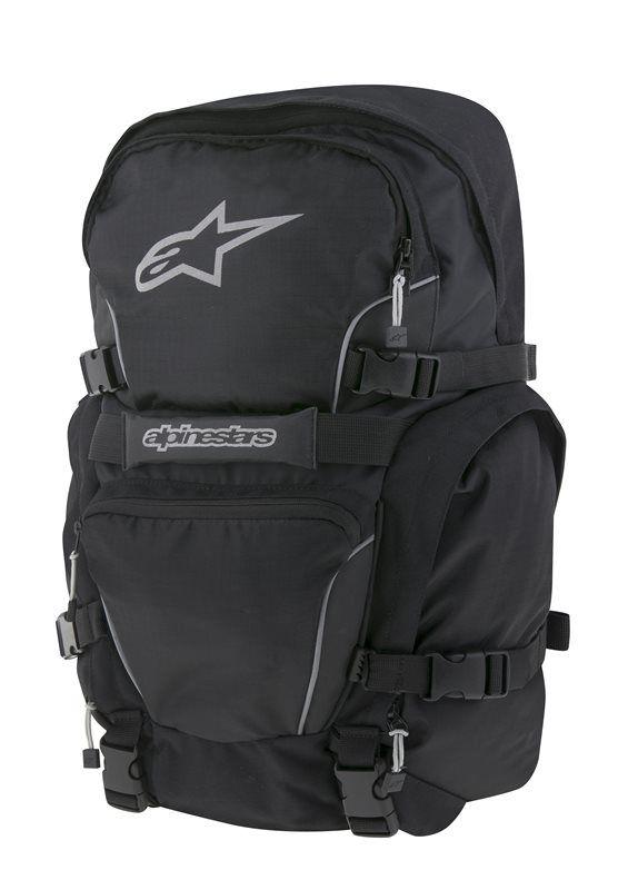 sac dos alpinestars force backpack 25 sportswear sur la b canerie. Black Bedroom Furniture Sets. Home Design Ideas