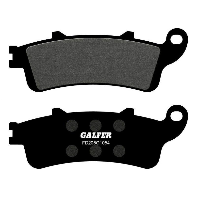 Plaquettes de frein Galfer G1054 semi-métal FD205