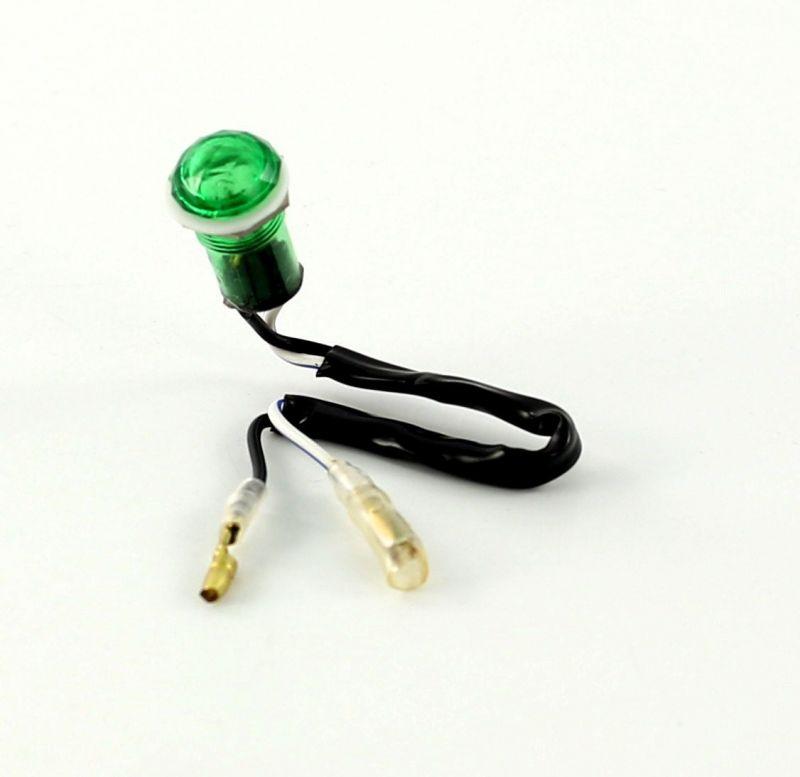 ampoule 1tek t moin de tableau de bord vert pi ces electrique sur la b canerie. Black Bedroom Furniture Sets. Home Design Ideas
