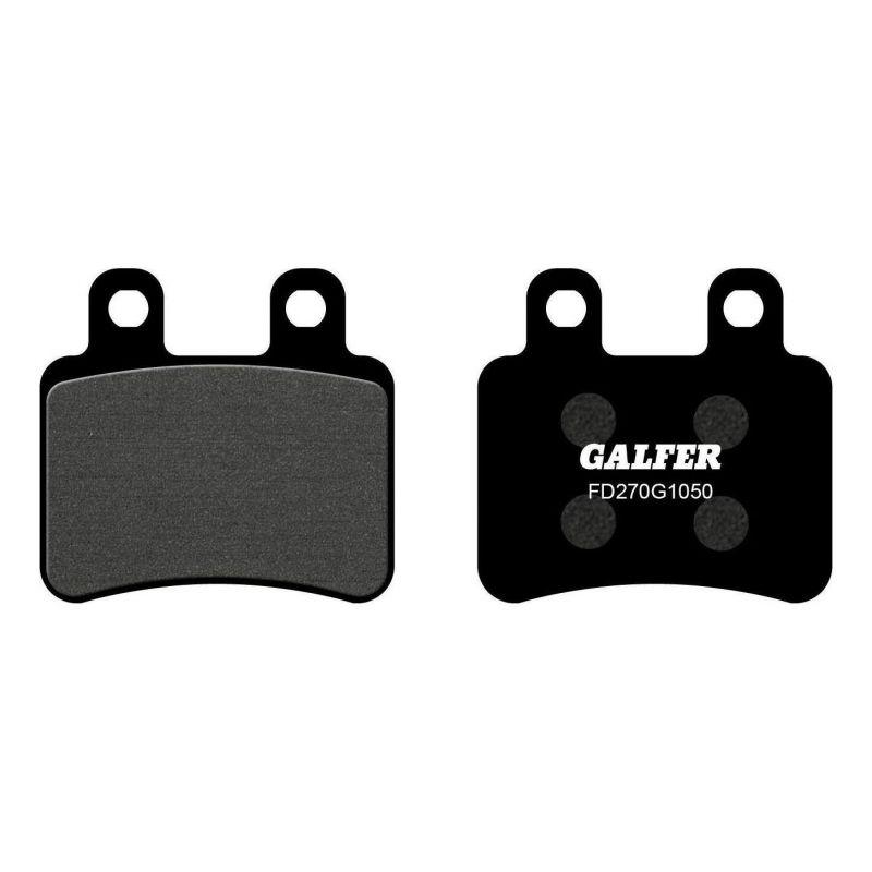 Plaquettes de frein Galfer G1050 semi-métal FD270