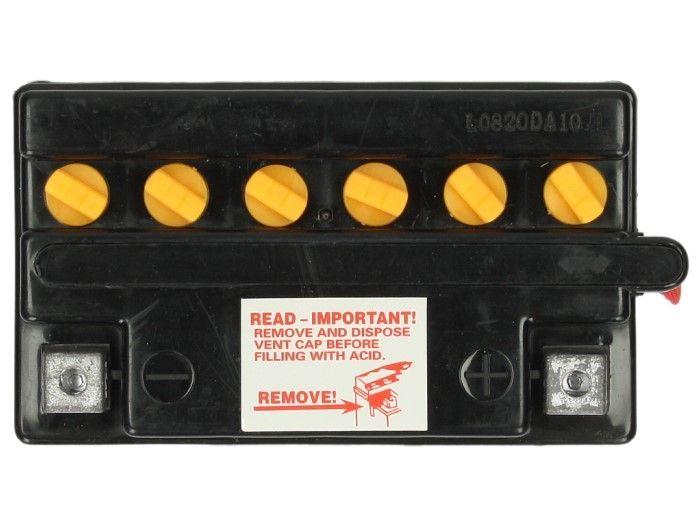 Batterie Sceed 42 YB4L-B 12V 5Ah avec pack acide - 1