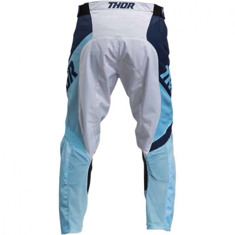 Pantalon cross Thor Pulse Factor navy/powder - 2