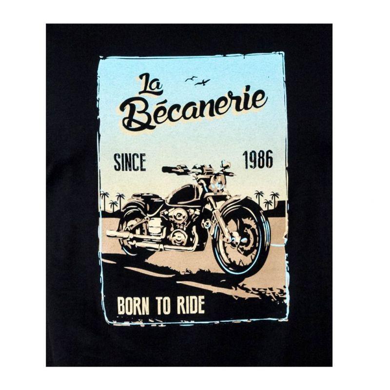T-shirt La Bécanerie Vintage - 2