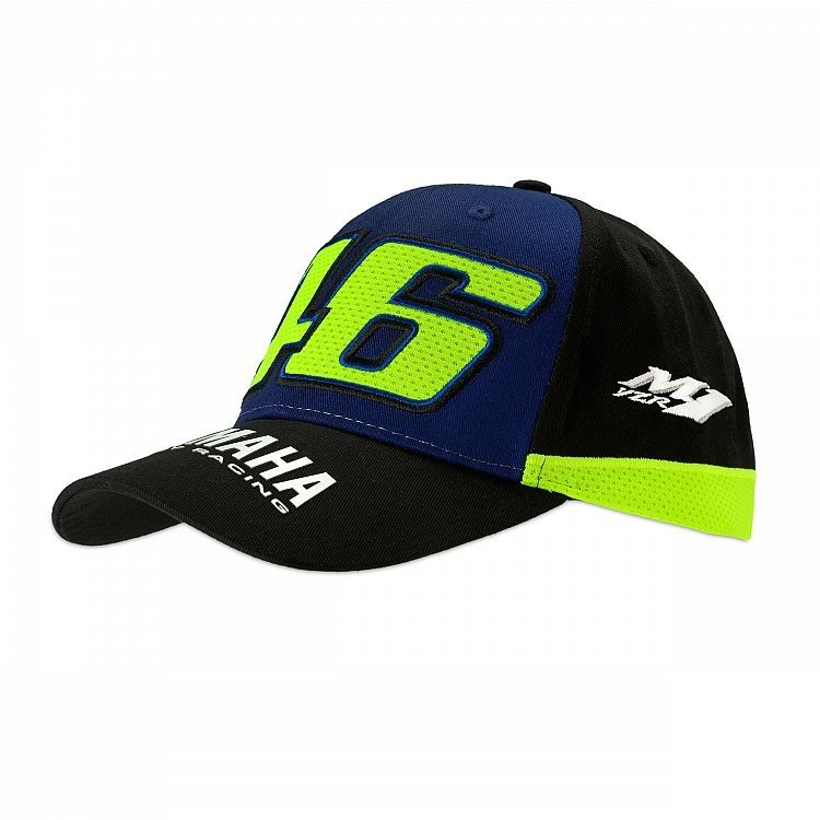 Casquette VR46 Valentino Rossi Yamaha Dual Racing 2019