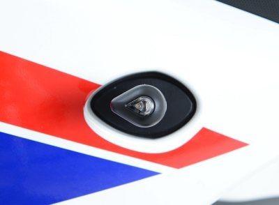 Clignotants LED R&G Racing Aero noir (paire) - 2