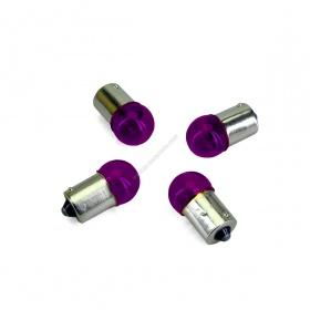 Ampoules clignotants 12v/10w (x4)ba15s