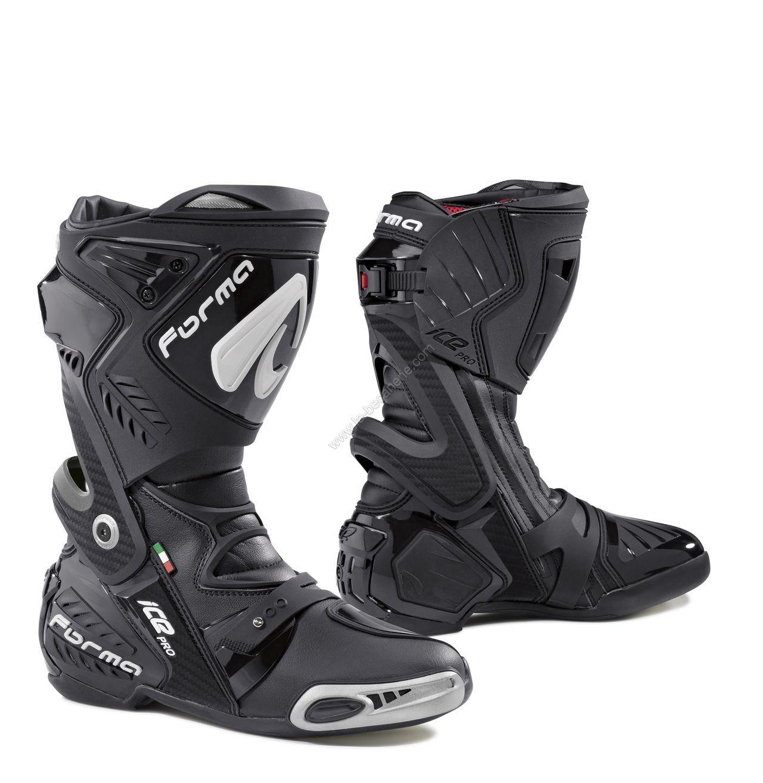 bottes moto piste achat vente de bottes moto racing sur la b canerie. Black Bedroom Furniture Sets. Home Design Ideas