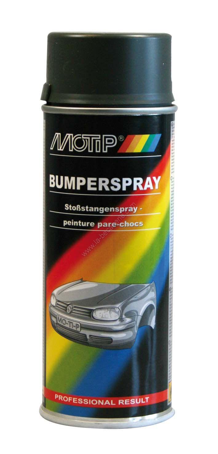 Bombe peinture plastique gris clair motip 400 ml m04074 for Peinture plastique