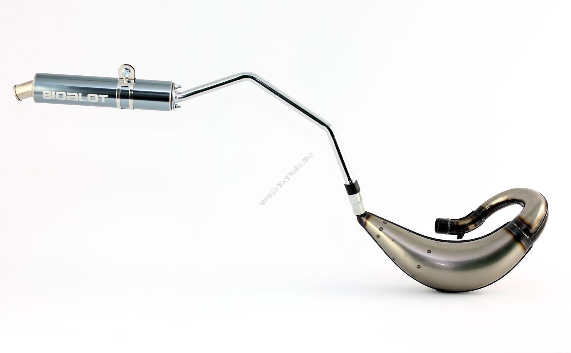 pots d 39 chappement peugeot xp6 50 echappement moto 50cc la b canerie. Black Bedroom Furniture Sets. Home Design Ideas