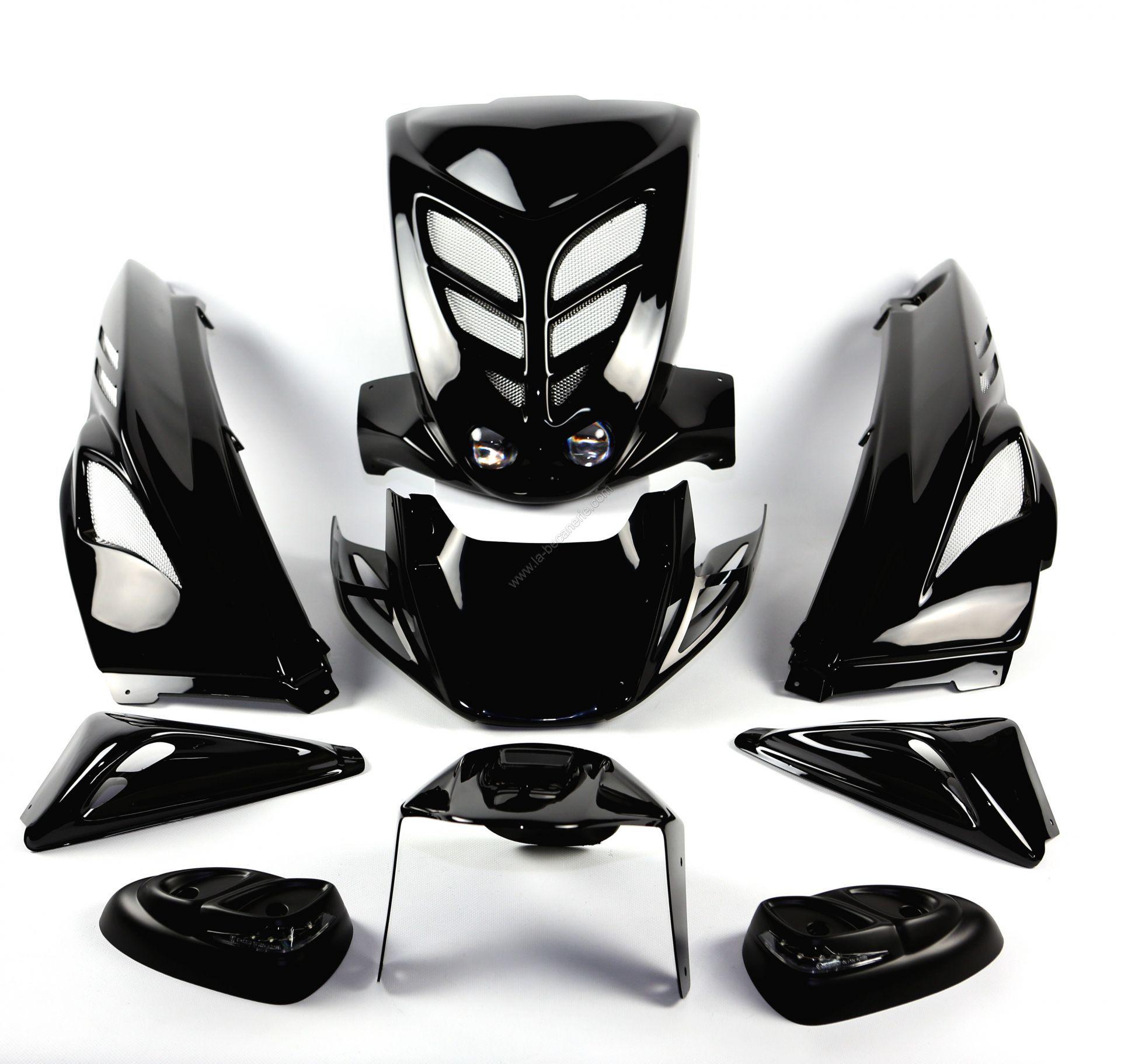 kits car nage mbk stunt 50 car nage scooter la b canerie. Black Bedroom Furniture Sets. Home Design Ideas