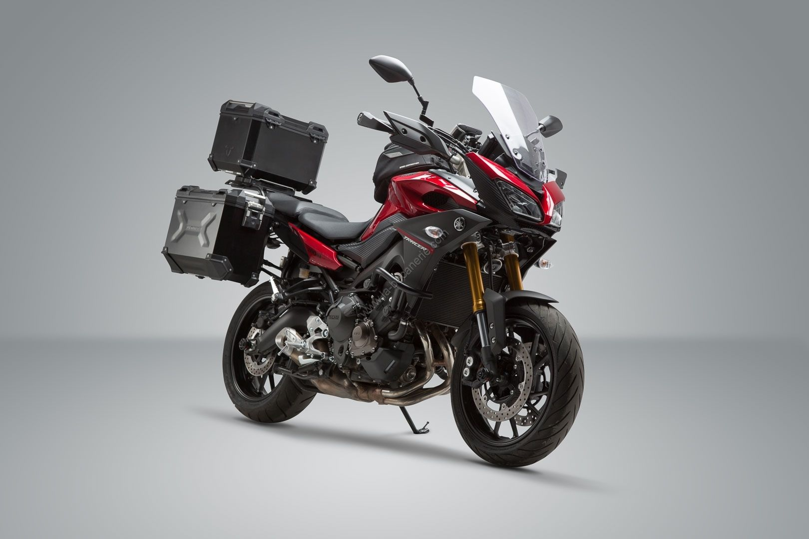 Tracer Noir Yamaha Aventure 18 15 09 Sw Mt Kit Pièces Motech Ok8nwX0P
