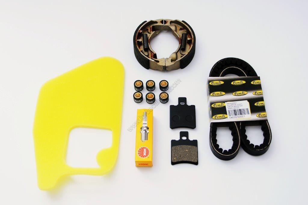 kit entretien booster bw 39 s pi ces moteur sur la b canerie. Black Bedroom Furniture Sets. Home Design Ideas
