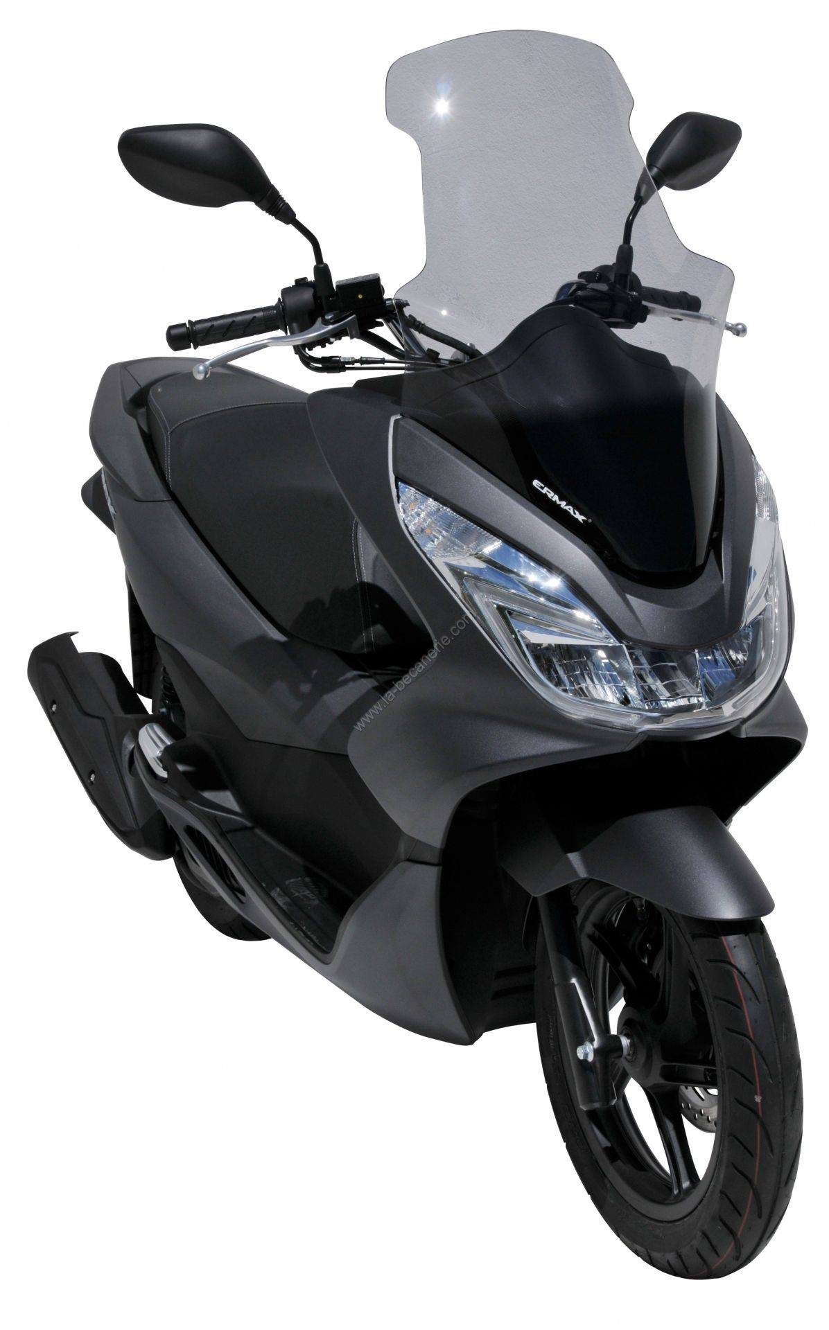 bulles honda pcx 125 car nage maxi scooter la b canerie. Black Bedroom Furniture Sets. Home Design Ideas