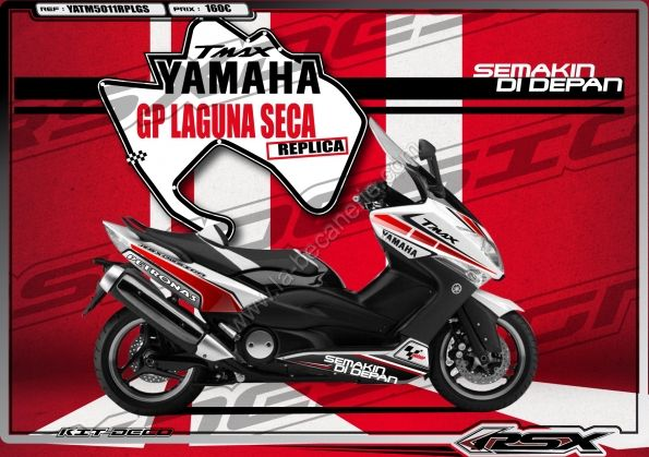 kits d co yamaha t max 500 car nage maxi scooter la b canerie. Black Bedroom Furniture Sets. Home Design Ideas