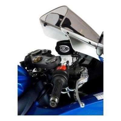 Protection de réservoir de maître-cylindre de frein R&G Racing noir