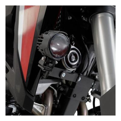 Support pour feux additionnels SW-Motech noir Honda CRF1100L Africa Twin 2020 sans crashbar