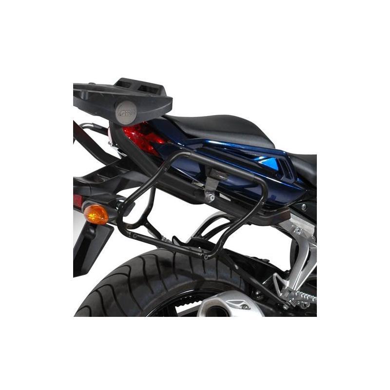 Supports de valises latérales Monokey Side Givi PLX Yamaha FZ1 06-15