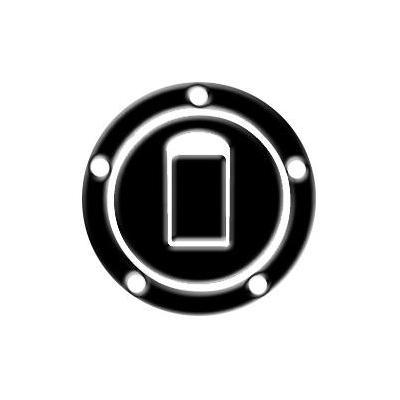 Protection Brazoline pour bouchon de réservoir Kawasaki 00-06