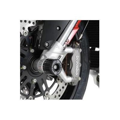 Tampons de protection de fourche R&G Racing MV Agusta Rivale 800 14-18