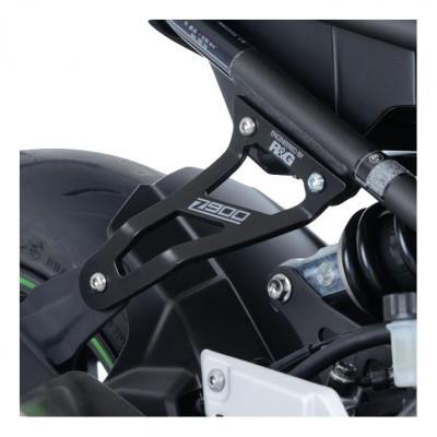 Patte de fixation de silencieux R&G Racing noire Kawasaki Z 900 17-18