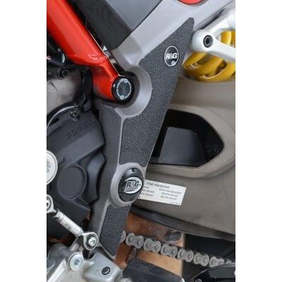 Adhésif anti-frottements R&G Racing noir cadre Ducati Multistrada 1200 15-18