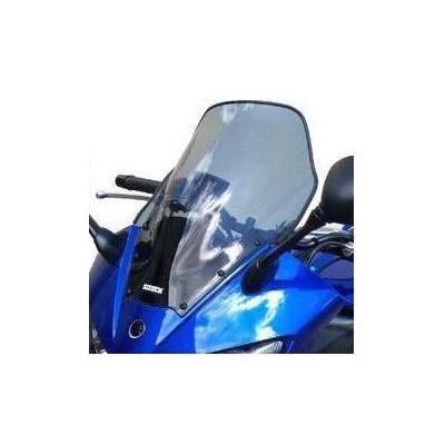 Bulle Bullster haute protection 41 cm fumée noire Yamaha FZS 1000 Fazer 01-05