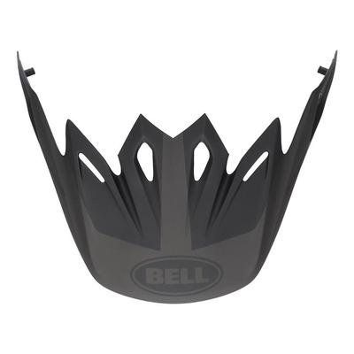 Casquette de casque cross Bell Moto-9 Flex/ Moto-9 Instake noir mat