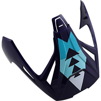 Casquette de casque Icon Hello Sunshine pour Varaint Pro bleu