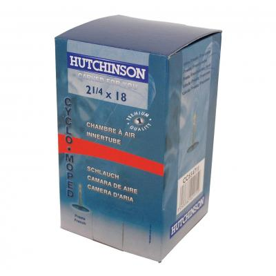 Chambre à air 2 1/4 - 18 Hutchinson standard