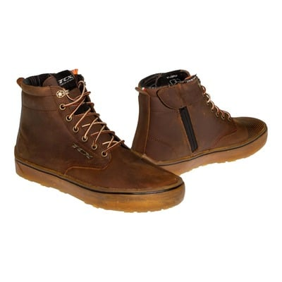 Chaussures moto TCX Dartwood WP marron