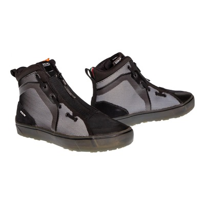 Chaussures moto TCX Ikasu WP noir/reflex