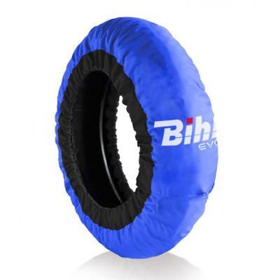 Couvertures chauffantes Bihr Home Track Evo2 200 auto-régulées bleu