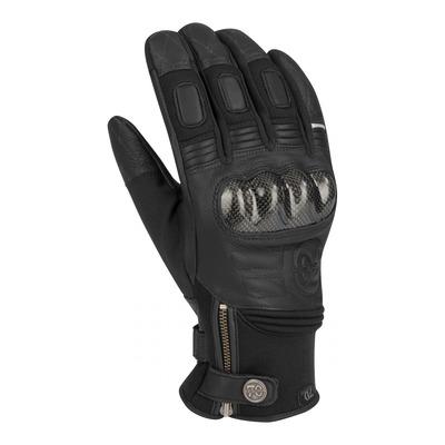 Gants cuir/textile Segura Tony noir