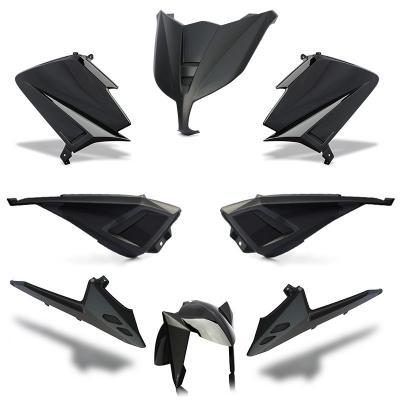Kit carénage BCD sans poignées / sans rétro Tmax 530 15-16 noir