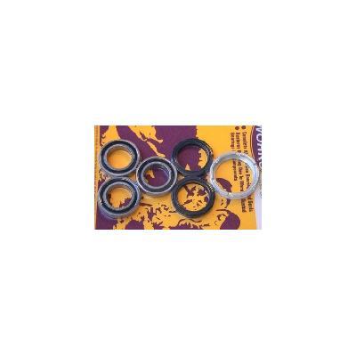 Kit roulements de roue arriere pour honda cr125/250 2000-07, crf250r/x 2004-07 et crf250r/x 2002-07