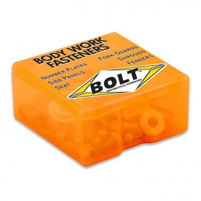 Kit visserie inox Bolt pour plastique KTM 65 SX 16-20