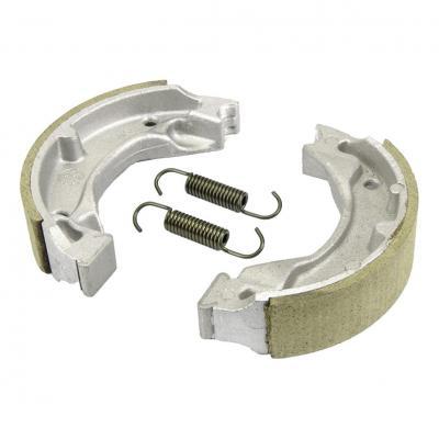 Mâchoires de frein avant / arrière adaptable pour Booster ancien modèle (la paire)