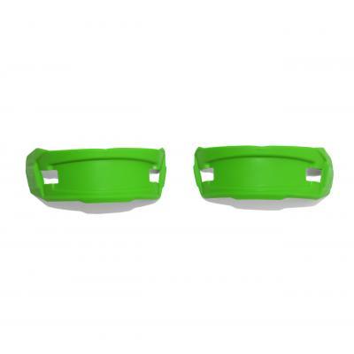 Pads caoutchouc Cycra pour plaque numéro frontale Stadium vert