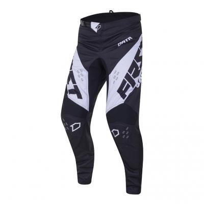 Pantalon cross First Racing Data Evo noir/blanc