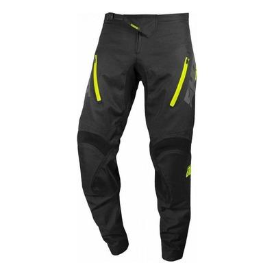 Pantalon enduro hiver Shot Climatic noir/jaune fluo