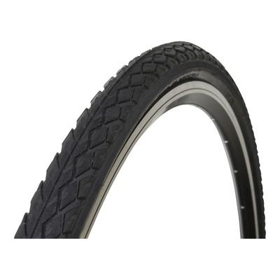 Pneu vélo City/VTC Hutchinson Trekking TR noir (700x37C)