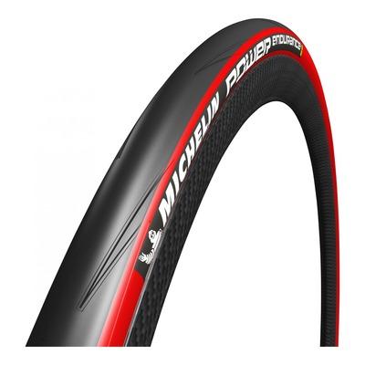 Pneu vélo route Michelin Power Endurance TS rouge (700 x 23C)