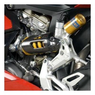 Protection d'amortisseur R&G Racing carbone Ducati 1299 Panigale 15-17
