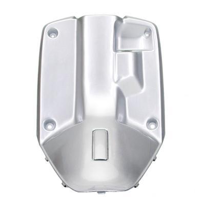 Protège jambes adaptable pour MBK Booster <2003 gris métal