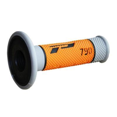 Revêtements de poignée Progrip 790 orange/noir/gris