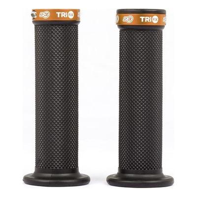 Revêtements S3 pour moto Trial Trifix full grip orange